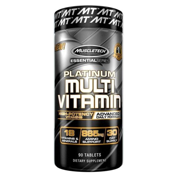 muscletech multivitamin platinum 90 caps