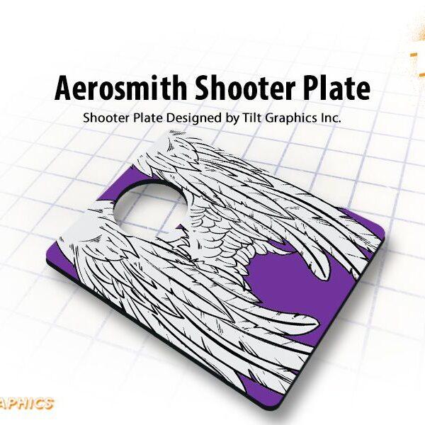 Aerosmith Shooter Plate Mod From Tilt!