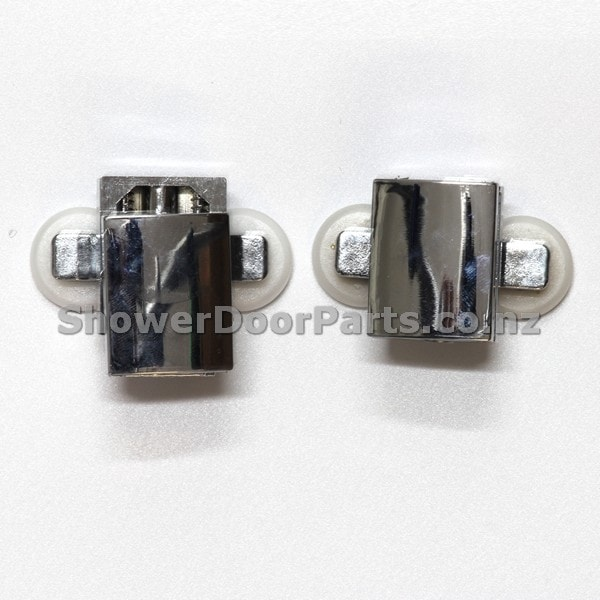NOT3 & NOB3 double shower door rollers view 3