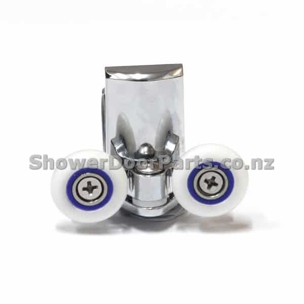 NOB4 - shower door rollers view 3