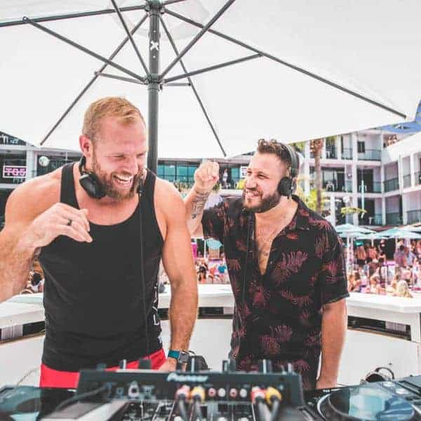 James Haskell DJ Ibiza Rocks 2019