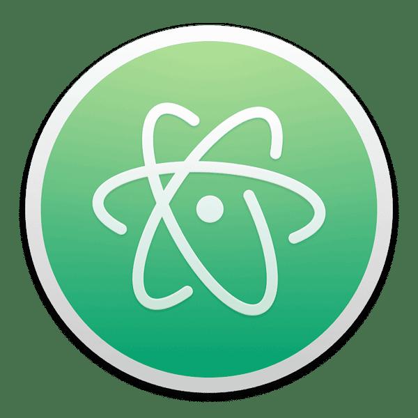crie sites com atom