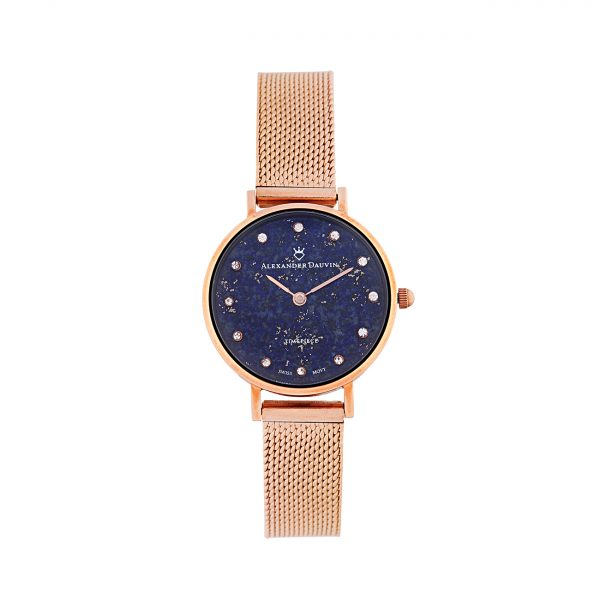 Full Lapislazuli Treasure Cliff Watch - 28mm