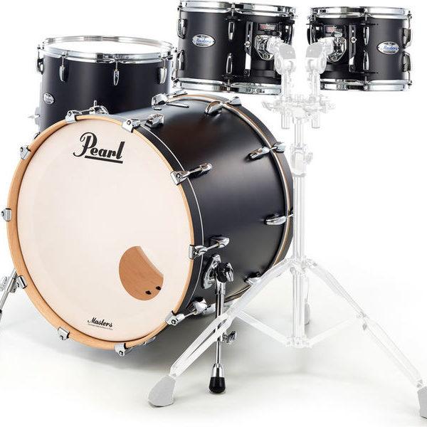 Pearl Master Maple Complete Black
