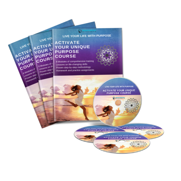 Purpose course CD-Booklet set -Breakthrough Mindsets