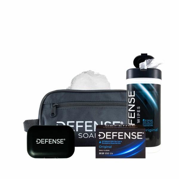 Defense Soap Original Bar Travel Kit