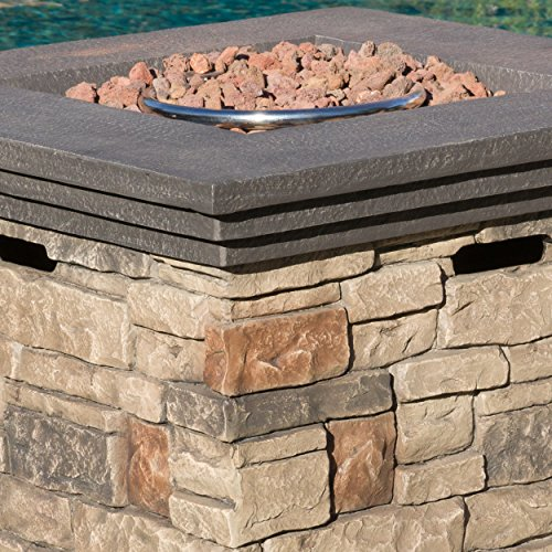 Does Crawford Outdoor Square Liquid Propane Fire Pit worth the money you spend on it?