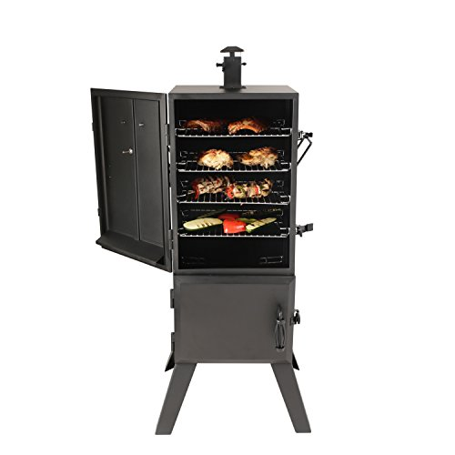 What Users Saying About The Dyna-Glo DGX780BDC-D Vertical Charcoal Smoker
