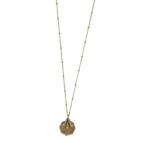 À la Coin & Bells Necklace