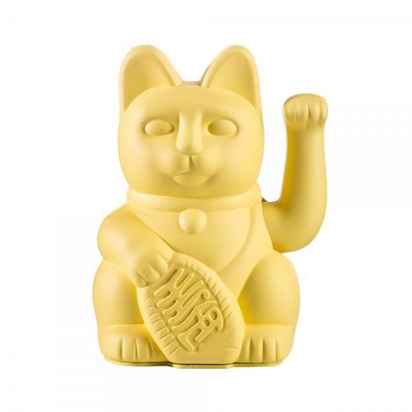 Donkey Lucky Cat yellow