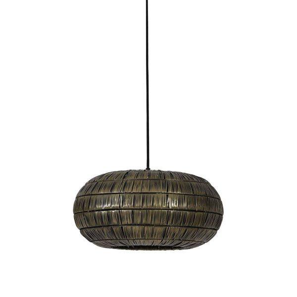 Light & Living Kymori Hanglamp Ø34x18cm antiek brons