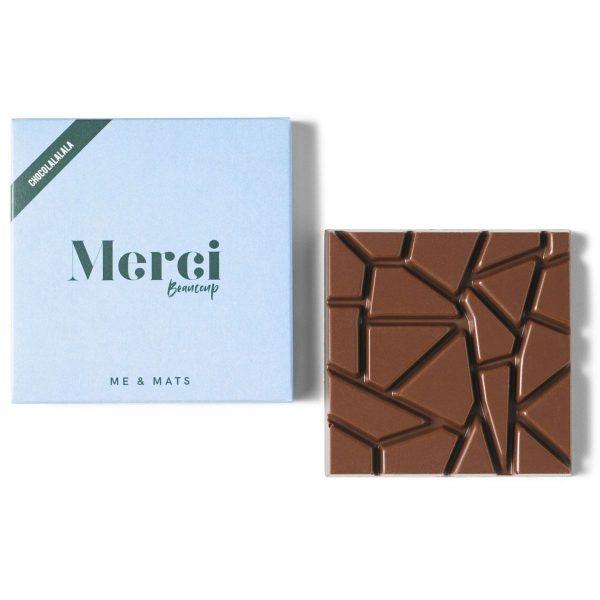 me&mats chocolade merci beaucoup