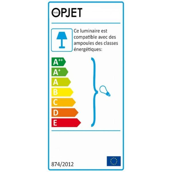 Opjet aanraak lamp Metal 3