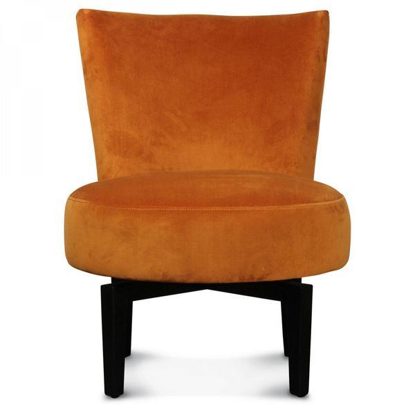 Opjet fauteuil draaistoel Birkin velours Indie 5