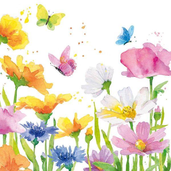 ppd servetten happy spring