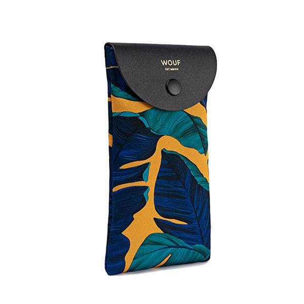 WOUF Barbados Sunglasses Case lopsided