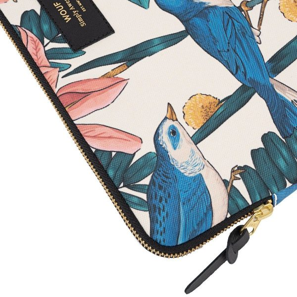 Wouf Birdies Laptophoes 13 inch 2