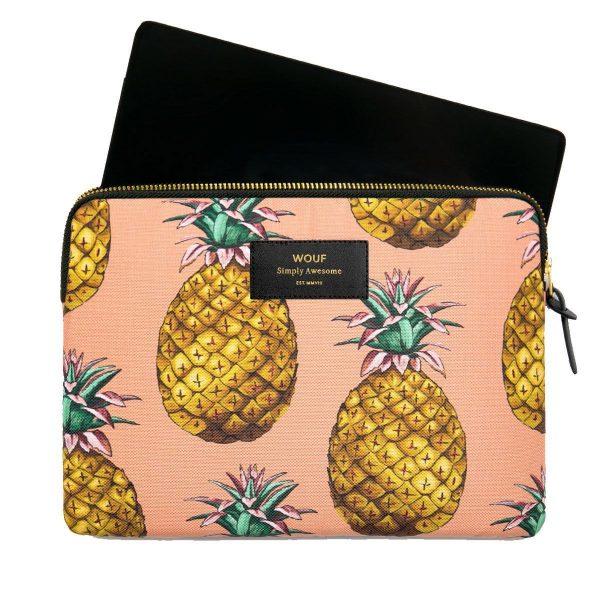 wouf ipad air sleeve ananas 4