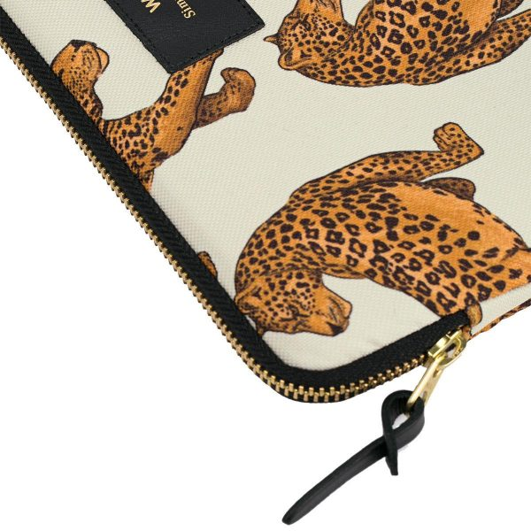 WOUF Leopard iPad hoes 3