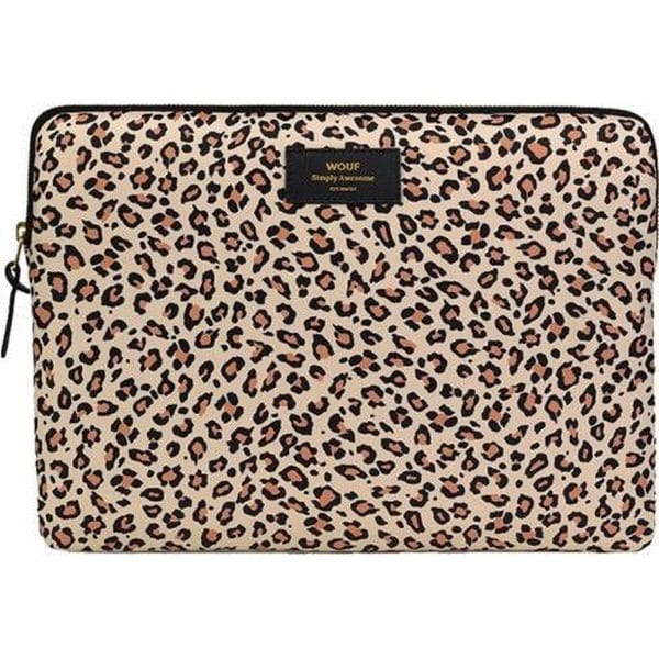 Wouf Pink Savannah Laptophoes 13 inch