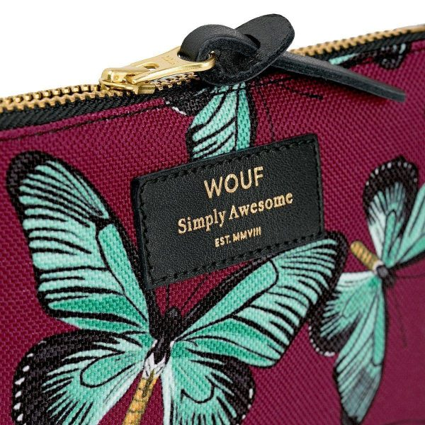 wouf small pouch butterfly 2
