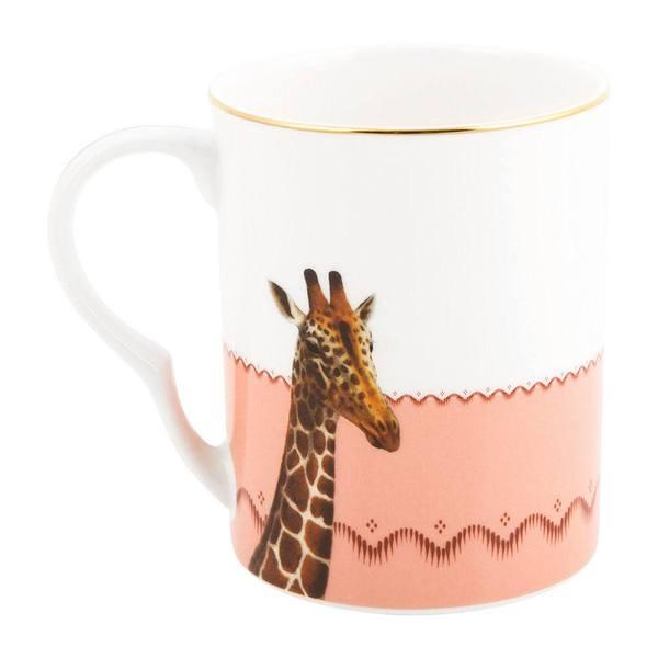 Yvonne Ellen Mug Giraffe Bee