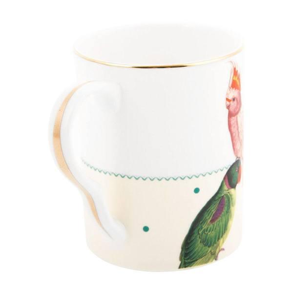 Yvonne Ellen Mug Parrot 4