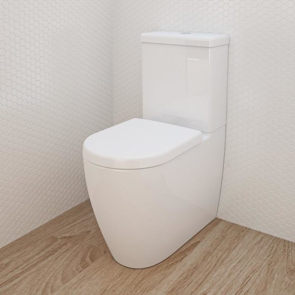 Urbane Wall Faced Toilet Suite