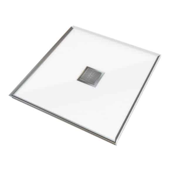 1000 x 1000 Corner Didosi Tileable shower tray STT21010