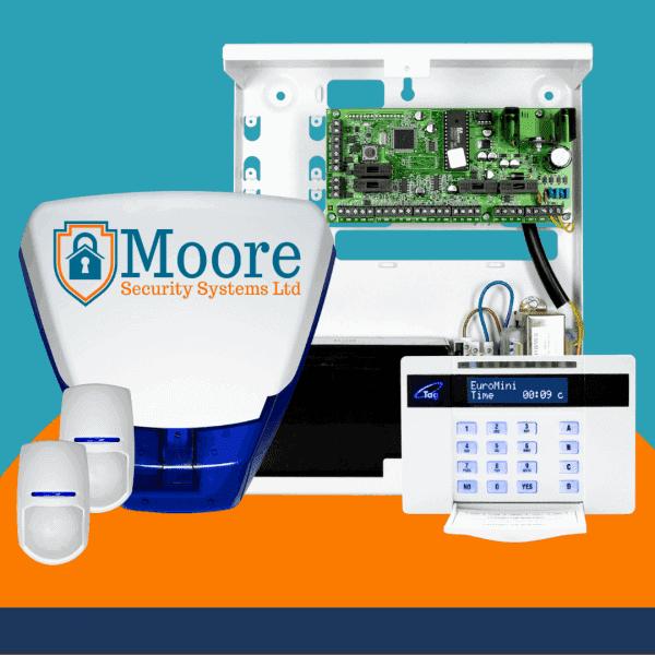 Pyronix Euro mini prox alarm system