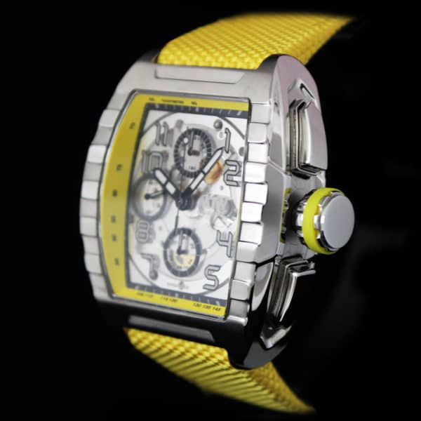 self-winding watch