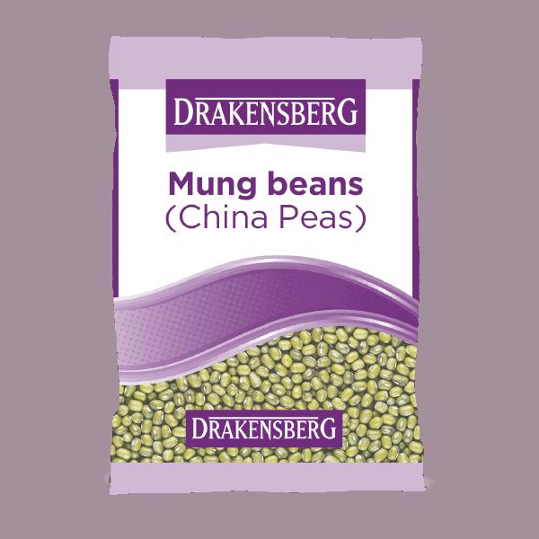 Mung beans (China Peas)