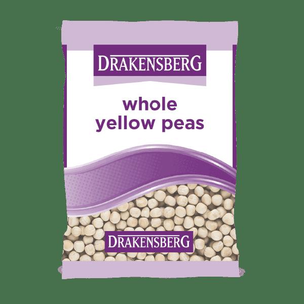 Whole Yellow Peas