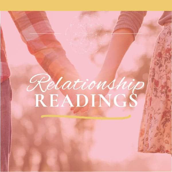 Love Psychic Medium Readings & Relationship Readings
