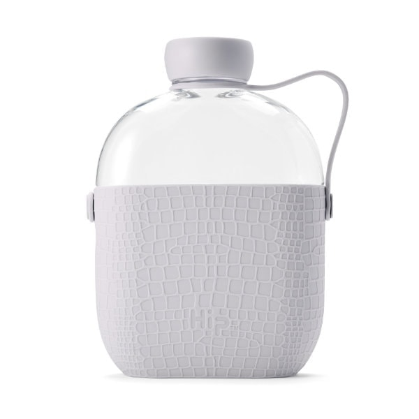 Hip Bottle Trinkflasche – Grau