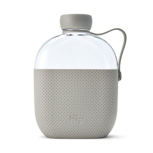 Hip Bottle Trinkflasche – Stone (Grau)
