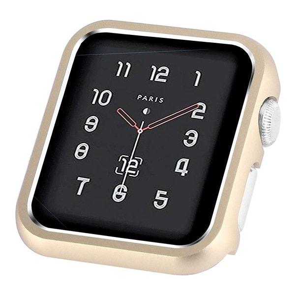 Coobes Matte Finish Metal Apple Watch Bumper