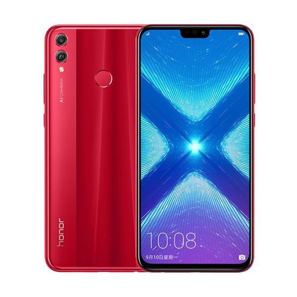 How to reset network settings on Honor 8X 16