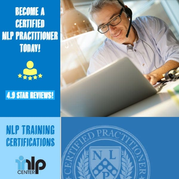 Become a NLP Practitioner with 4.9 Star Reviewed NLP ...