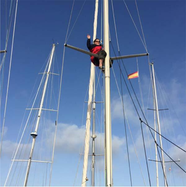 Sailing in Essex | 40plusstyle.com