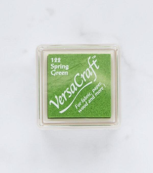 tinta-versacraft-mini-spring-green-verde-primavera-materiales-carvado-sellos-ana-sola