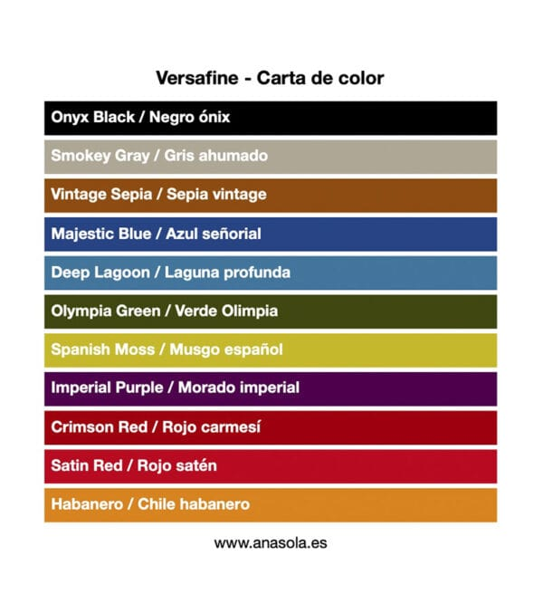 tinta-versafine-carta-de-color-materiales-carvado-sellos-ana-sola