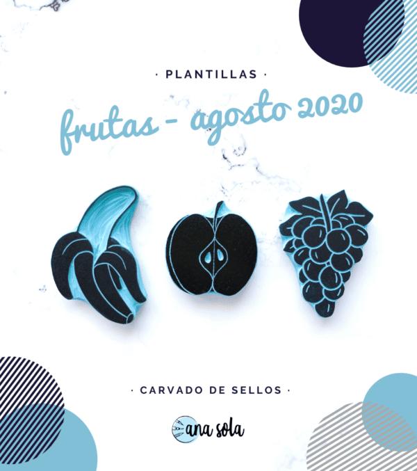 ana-sola-carvado-de-sellos-frutas-plantillas-paso-a-paso-tutorial