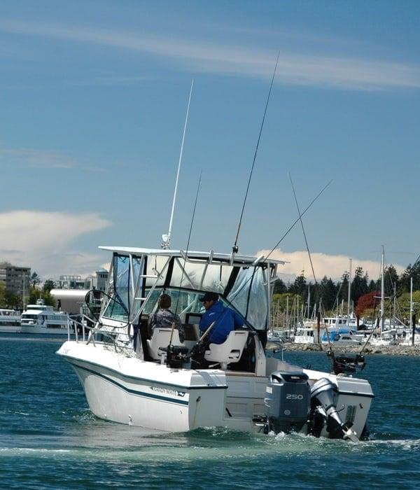 Vancouver Salmon Fishing