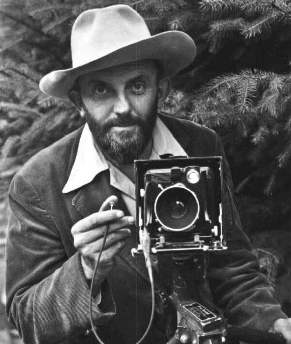 ansel adams - fotografi famosi, grandi fotografi della storia