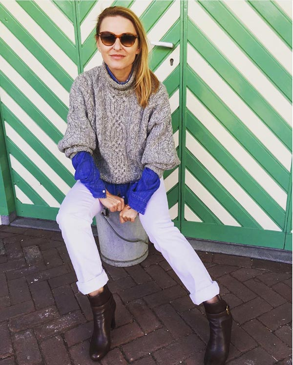 40plusstyle inspiration: ideas on how to wear boots for fall | 40pplusstyle.com