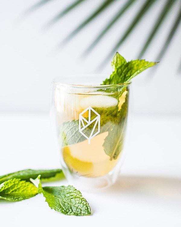 Mint Sencha Pique Tea