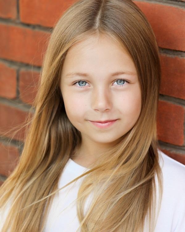 Top Talent London Kids Headshots