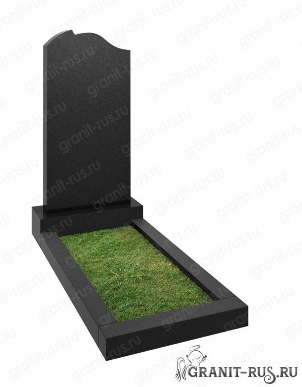 Заказать и купить гранитный памятник на кладбище в Пущино