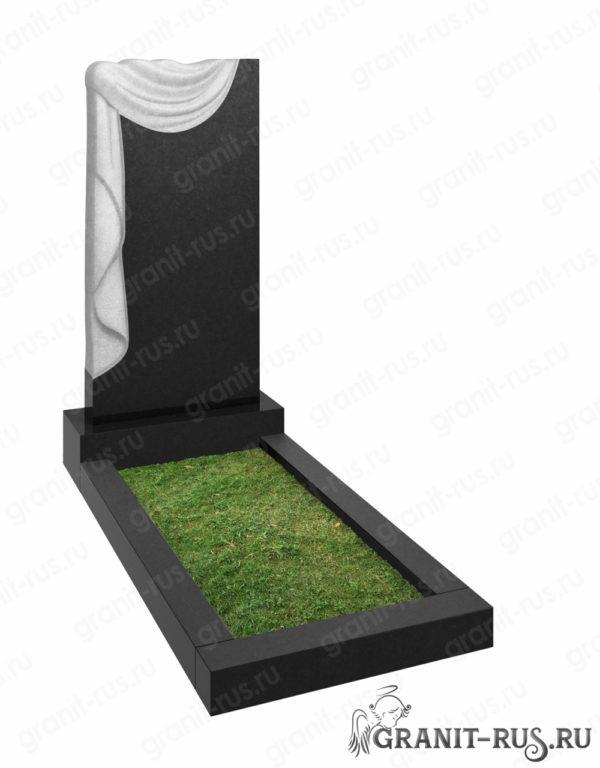Заказать и купить гранитный памятник на могилу в Заокском